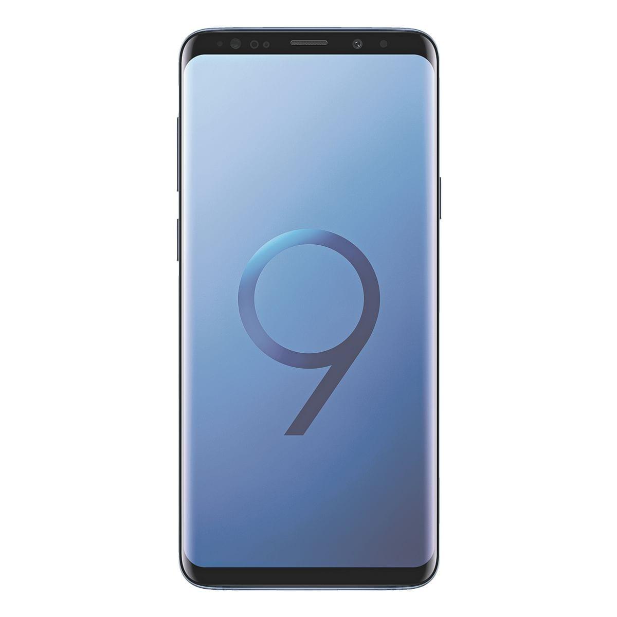 Samsung Smartphone »Galaxy S9+« 64 GB Coral Blue