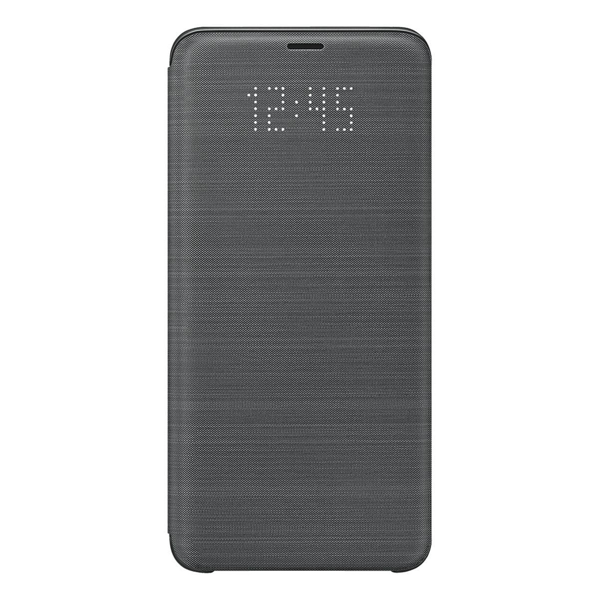 Samsung LED View Cover für Galaxy S9+ Black