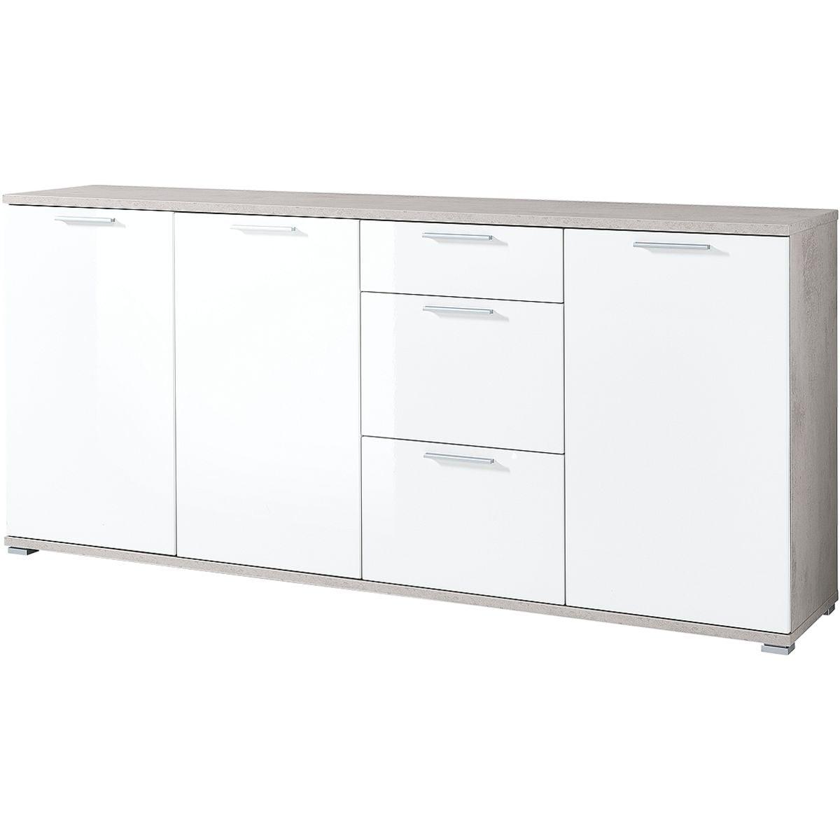 germania werke sideboard almeria 192 cm bei otto office g nstig kaufen. Black Bedroom Furniture Sets. Home Design Ideas