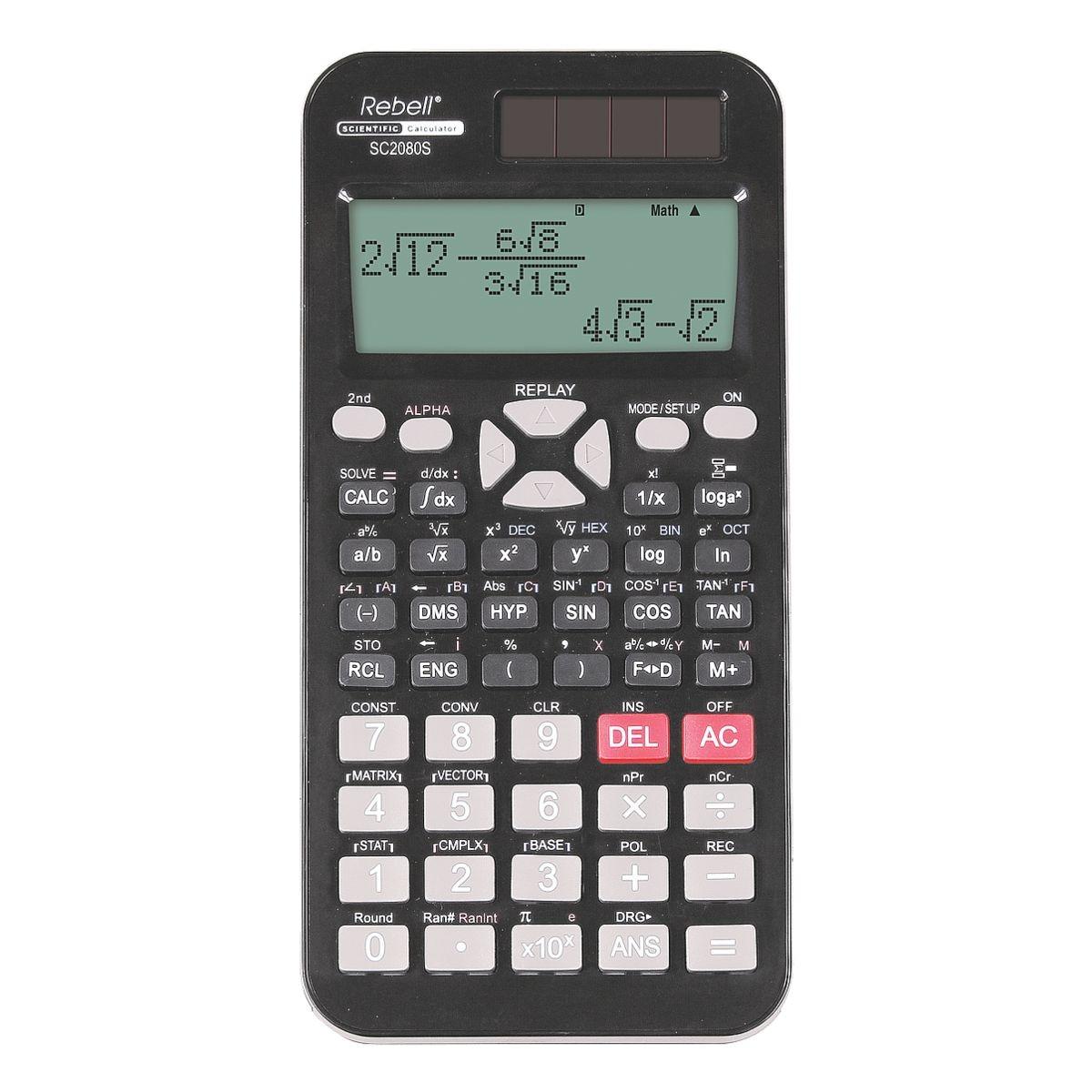 Rebell Schulrechner »SC2080S«
