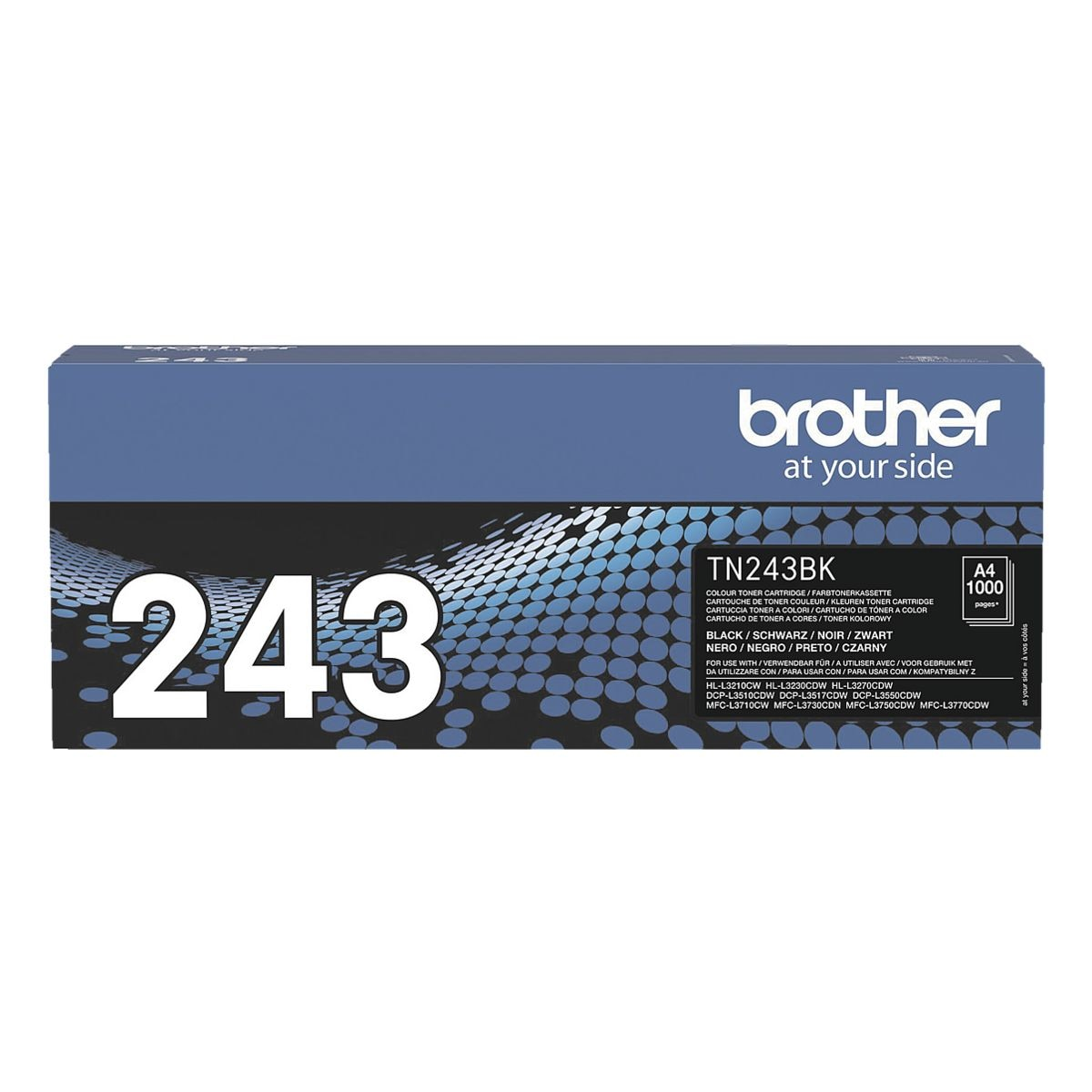 Brother Toner »TN-243BK«