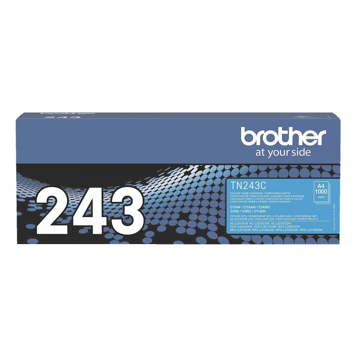 Brother Toner »TN-243C«