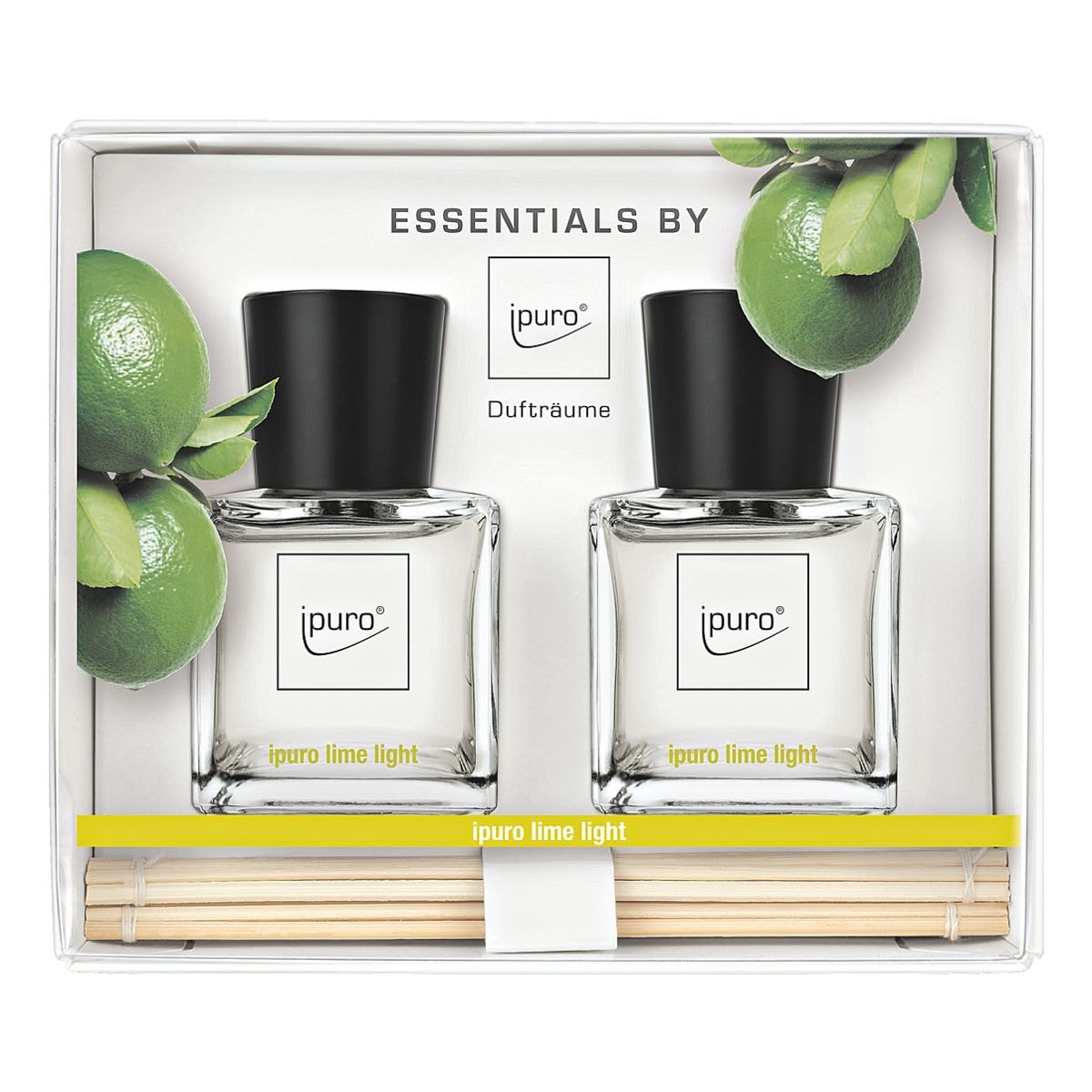 ipuro Raumduft »Essentials - lime light«