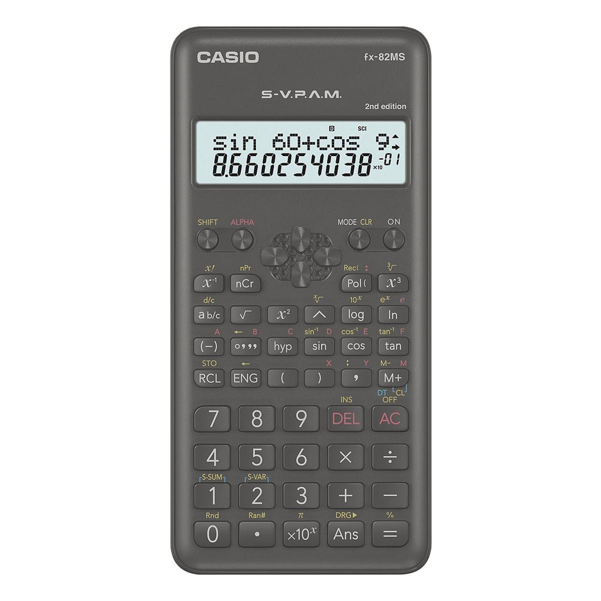 CASIO Taschenrecher »FX-82MS«