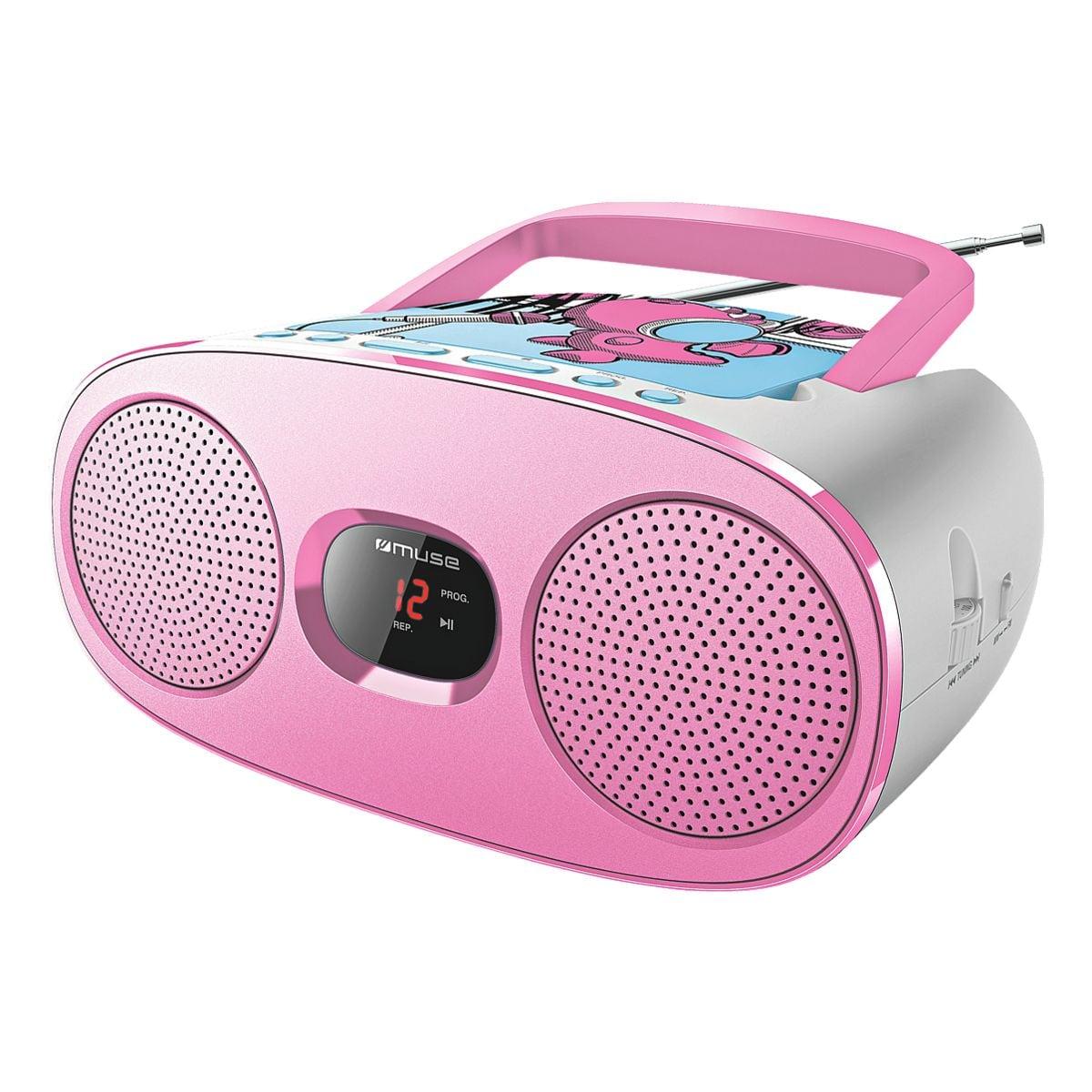muse Tragbares CD/USB-Radio »Kids Line M-23 KDG«