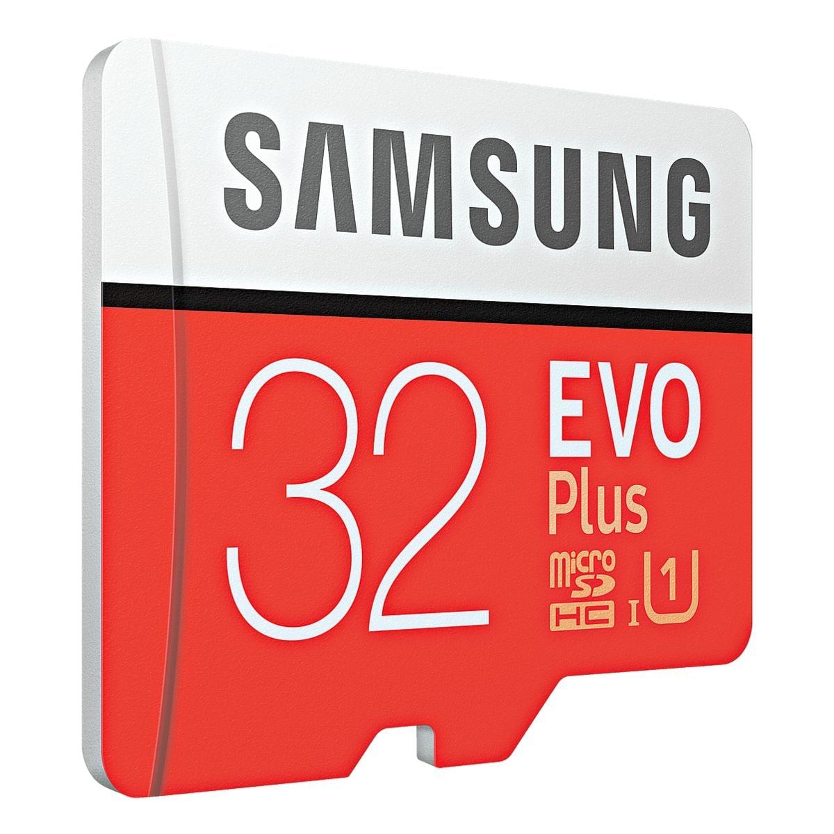 Samsung microSDXC-Speicherkarte »Evo Plus« 32 GB