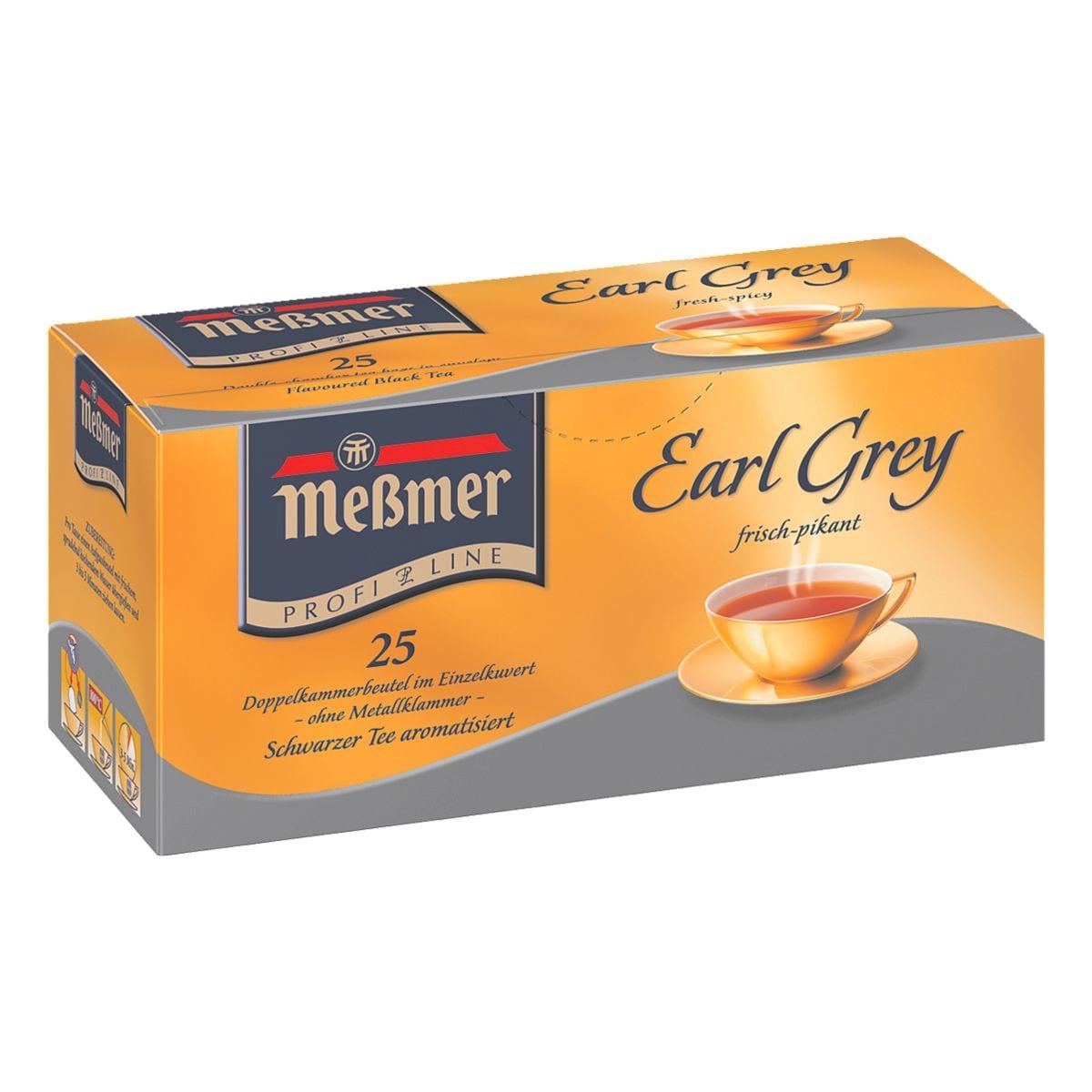 Meßmer Schwarzer Tee »Earl Grey«