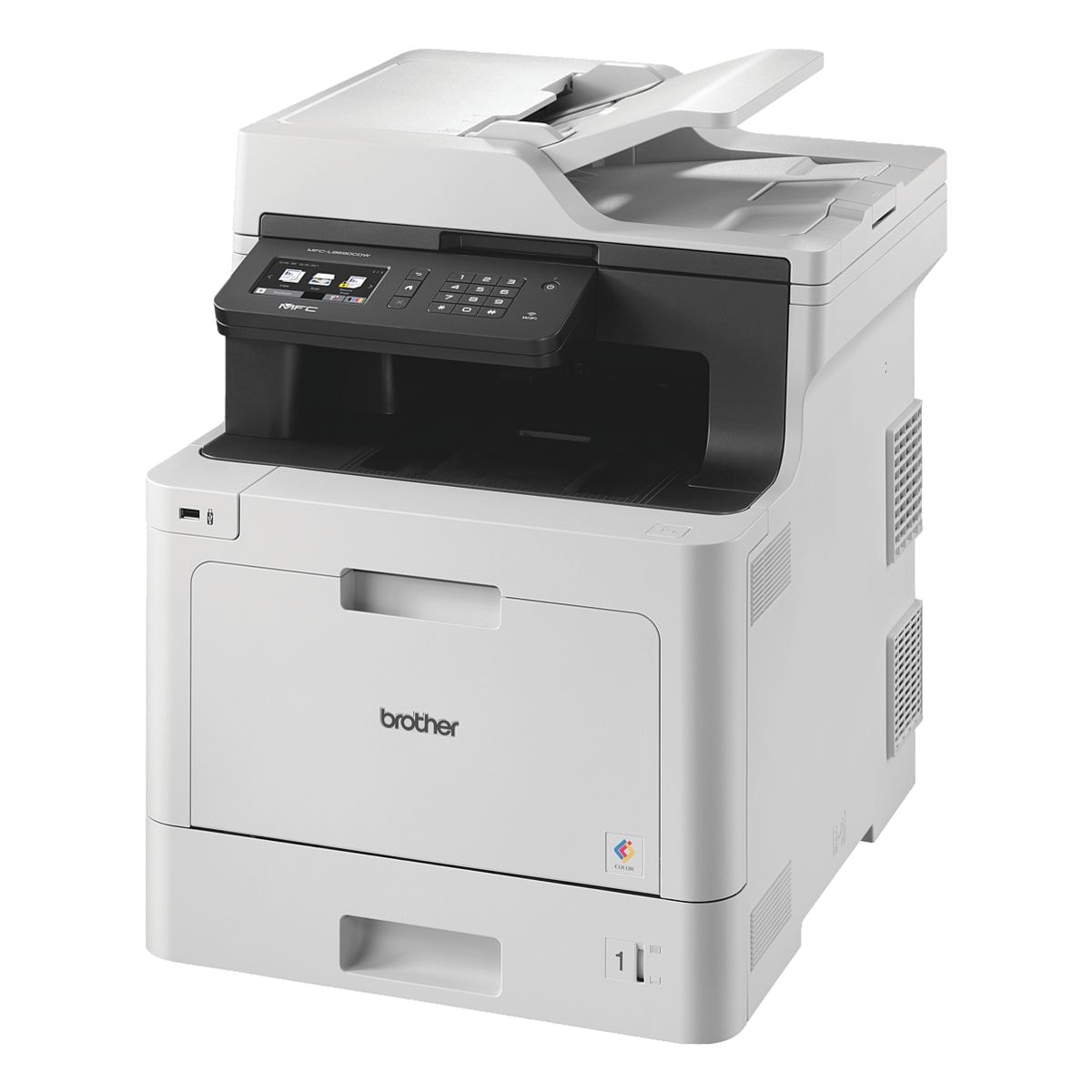 Brother Multifunktionsdrucker »MFC-L8690CDW«