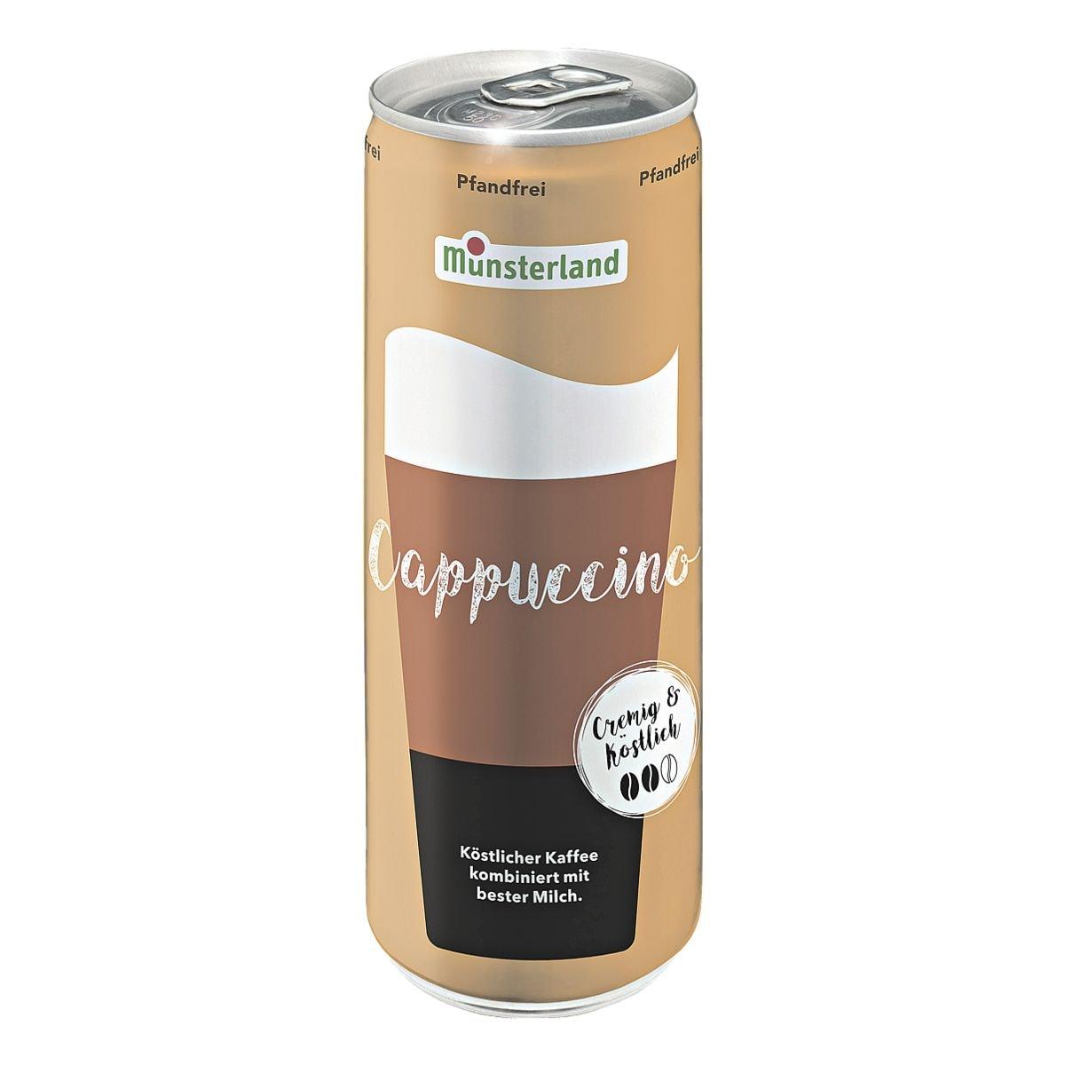 Münsterland Eiscafé »Capuccino«