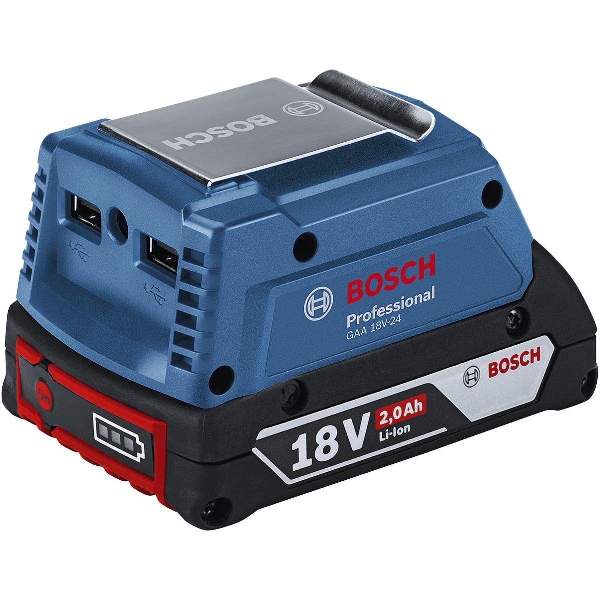BOSCH USB-Akkuadapter »GAA« 18 V-24