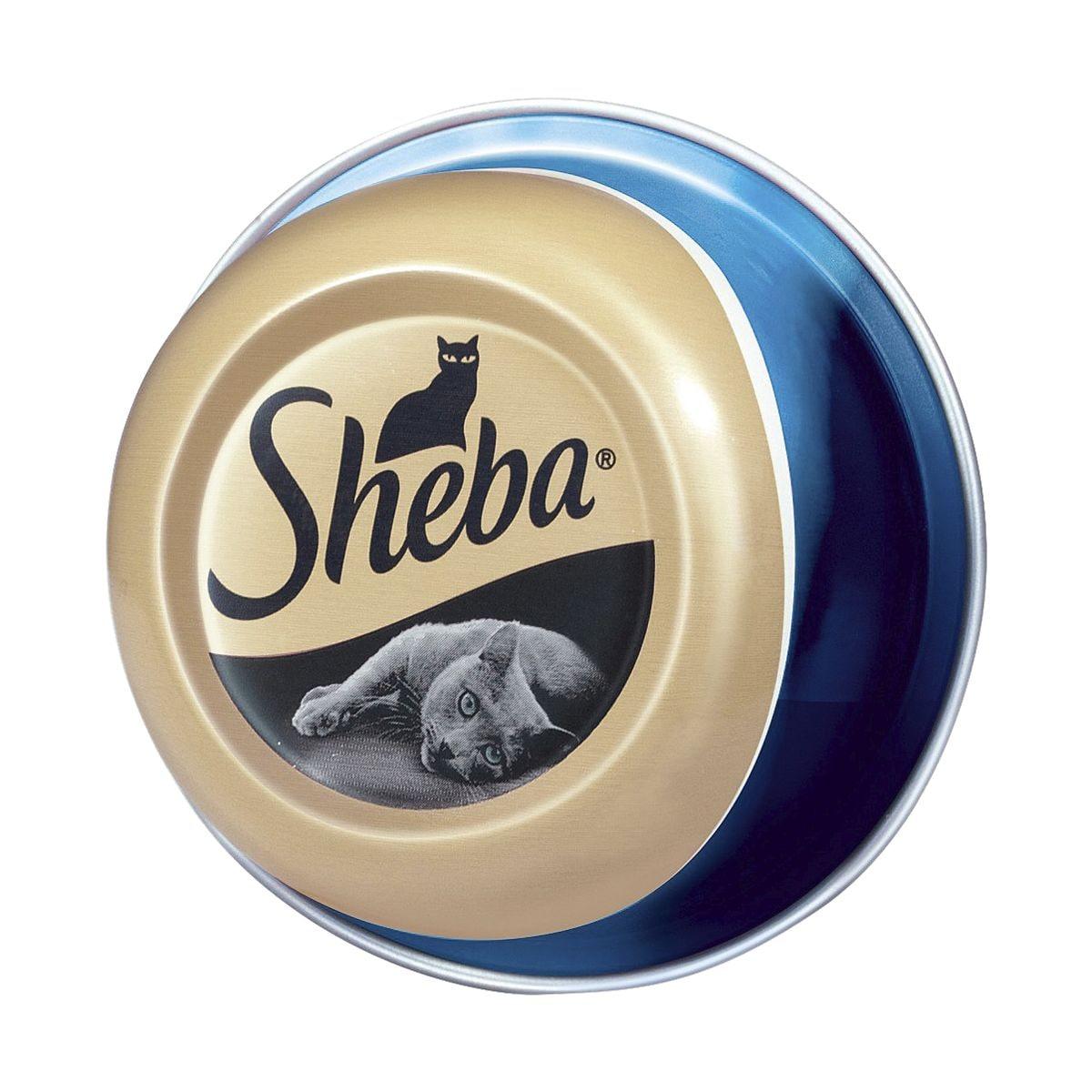 Sheba Ergänzungsfutter »Feine Filets« mit Thunfisch (1x 80 g)