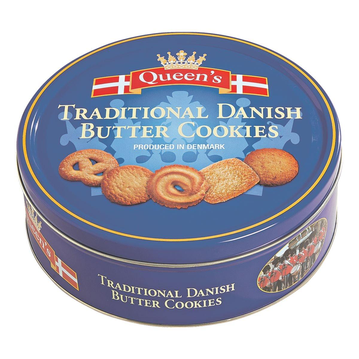 Butterkekse »Danish Butter Cookies«