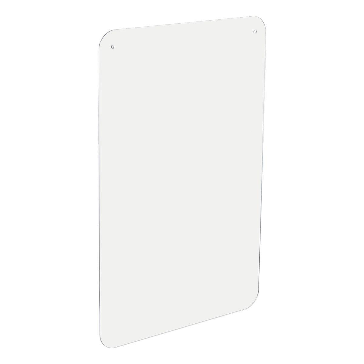 EXACOMPTA Nies- und Spuckschutz / Trennwand »Exascreen« zum Aufhängen 66 x 99 cm