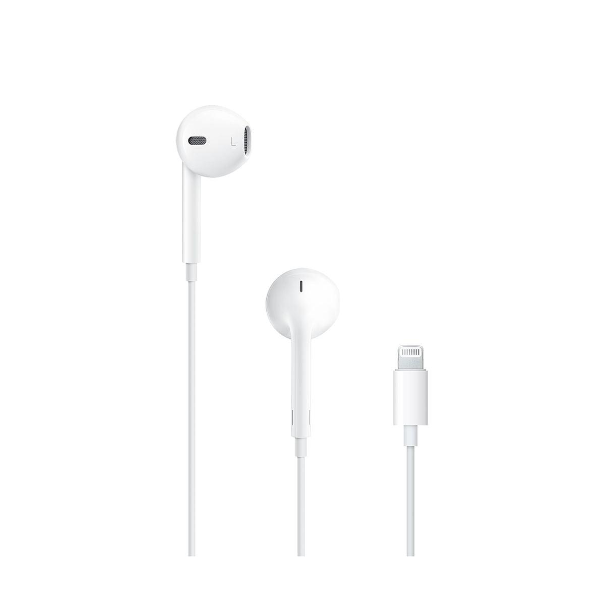 Apple In-Ear-Kopfhörer »EarPods MMTN2ZM/A« Lightning Connector