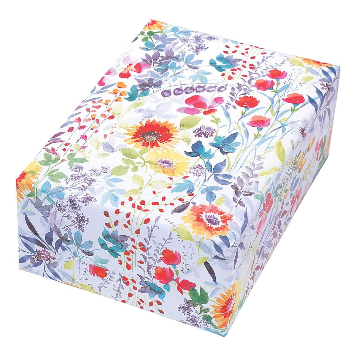 JUNG Geschenkpapier »Blooms« 50 cm x 20 m