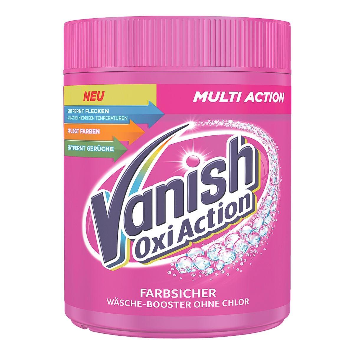 Vanish Fleckenentferner »Vanish Oxi Action Pink« 1000 g