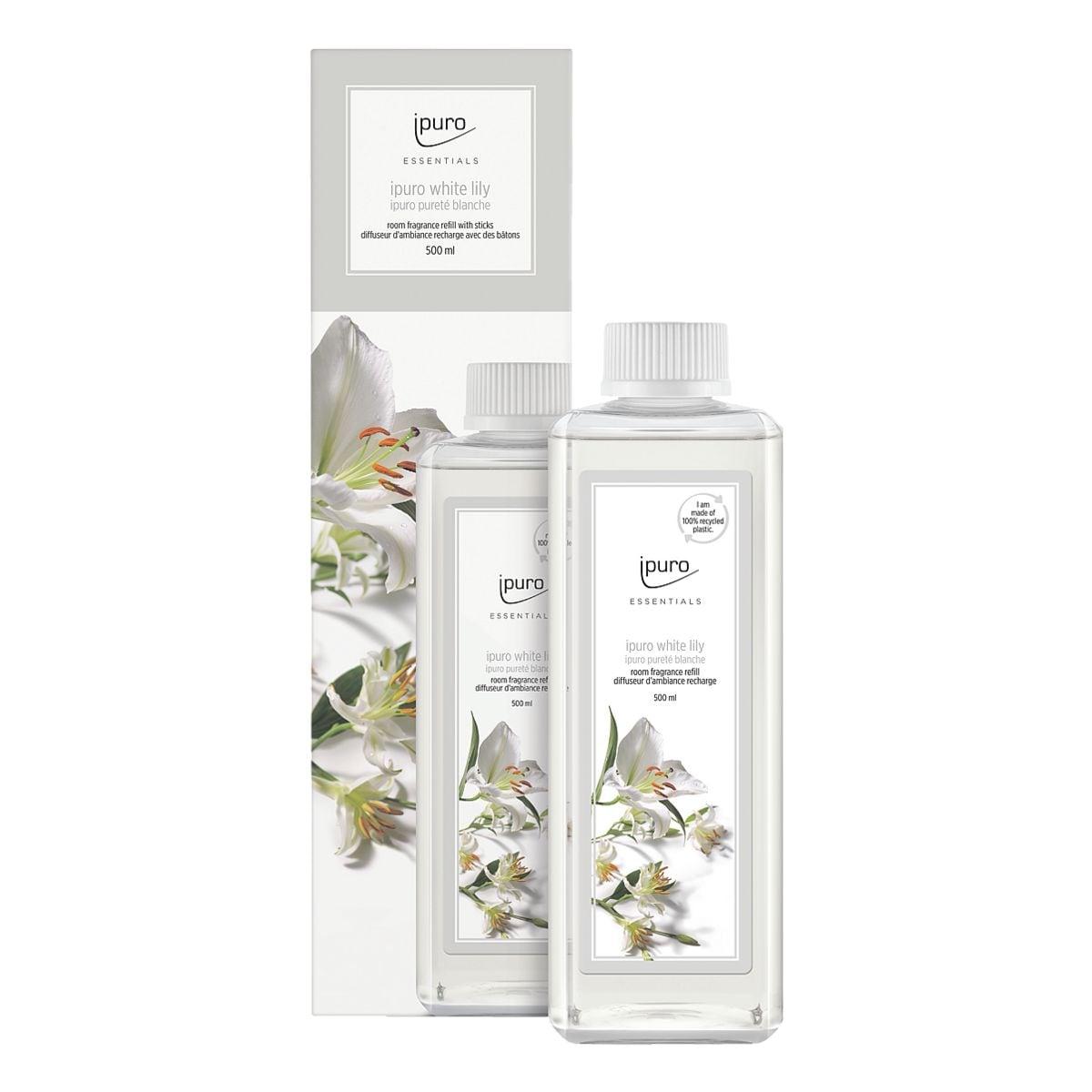 ipuro Raumduft »White Lily« 500 ml Nachfüllflasche