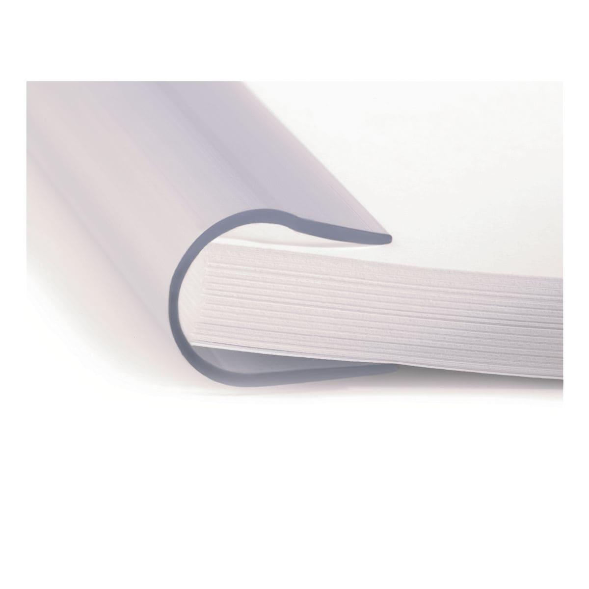 Durable Klemmschienen 9 mm für 60-90 Blatt