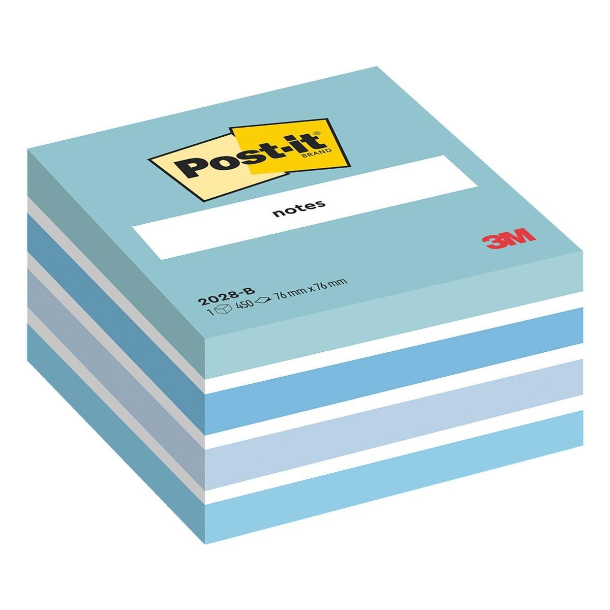 Post-it Notes Haftnotizwürfel »Notes 2028B«