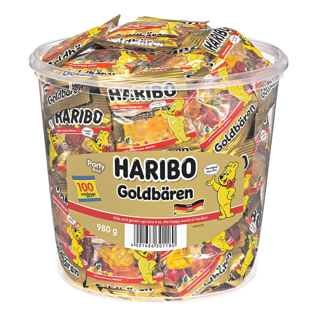 Haribo Fruchtgummi »Mini Goldbären«