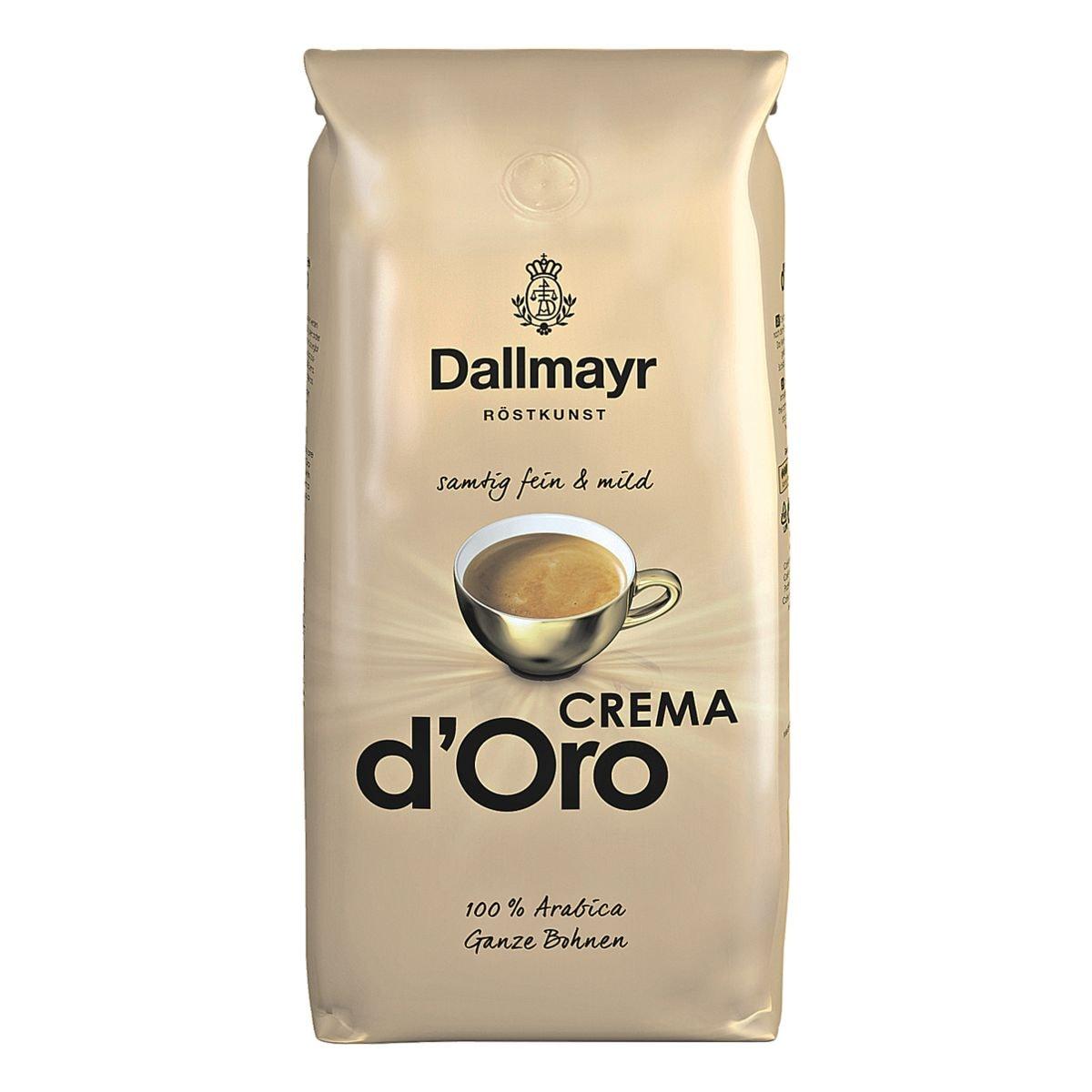 Dallmayr Kaffee - ganze Bohnen »Crema d'Oro« 1000 g