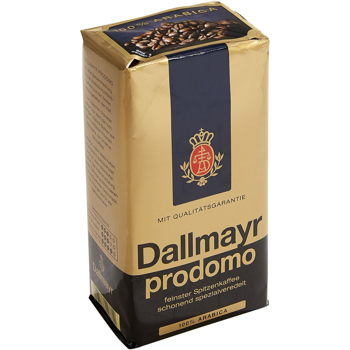 Dallmayr Kaffee - gemahlen »Prodomo« 500 g