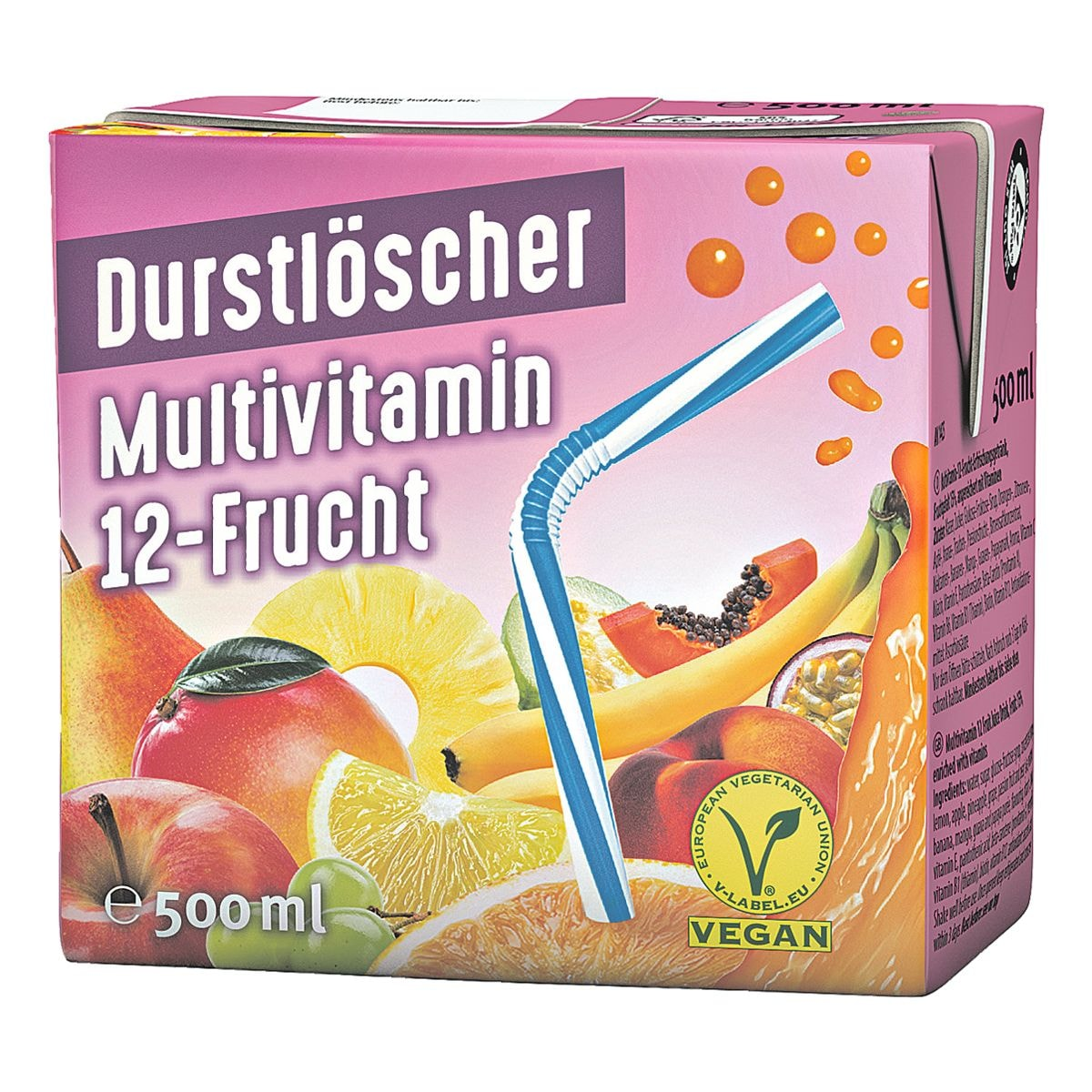 Durstlöscher Multivitamin