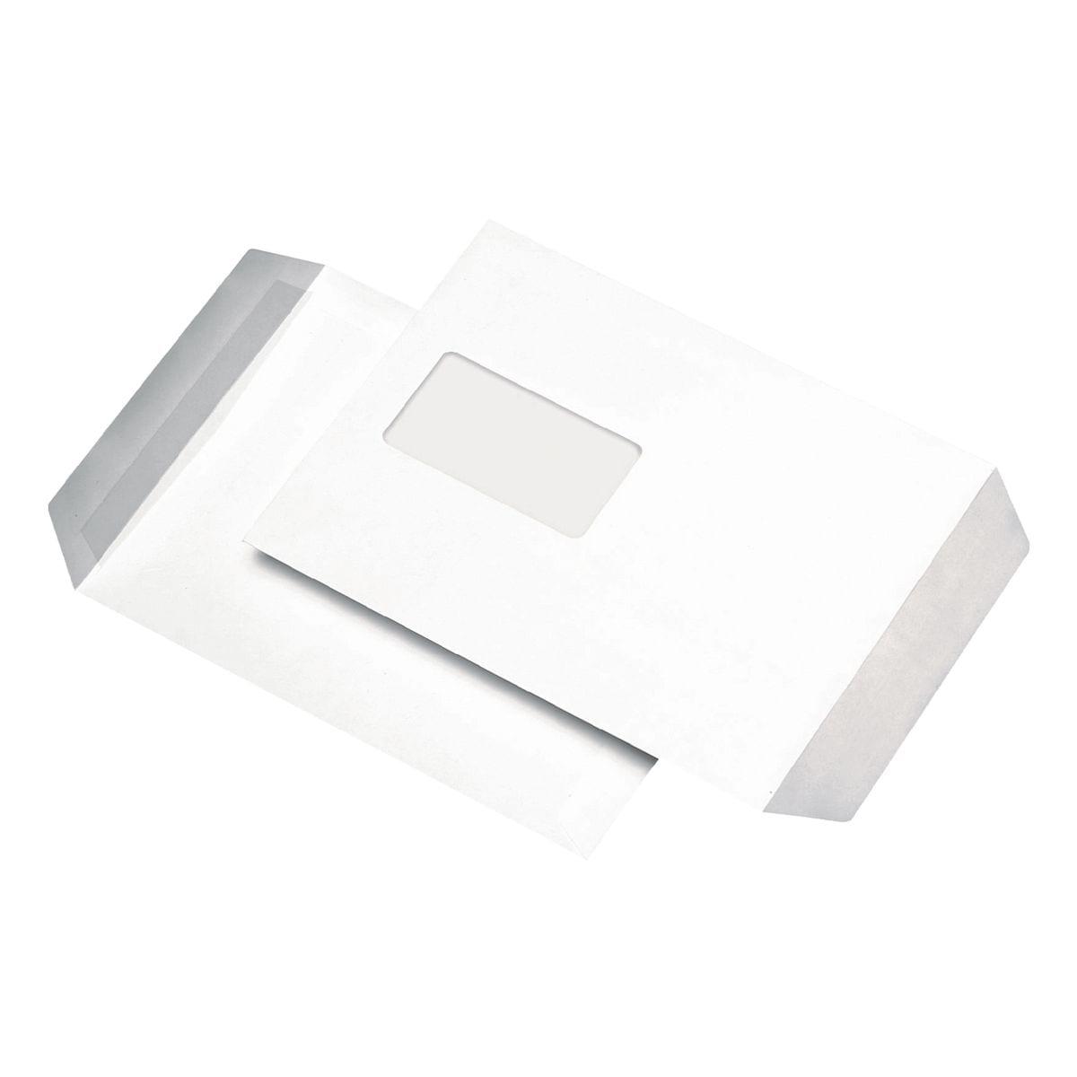OTTO Office 500 Versandtaschen, C5 90 g/m² mit Fenster