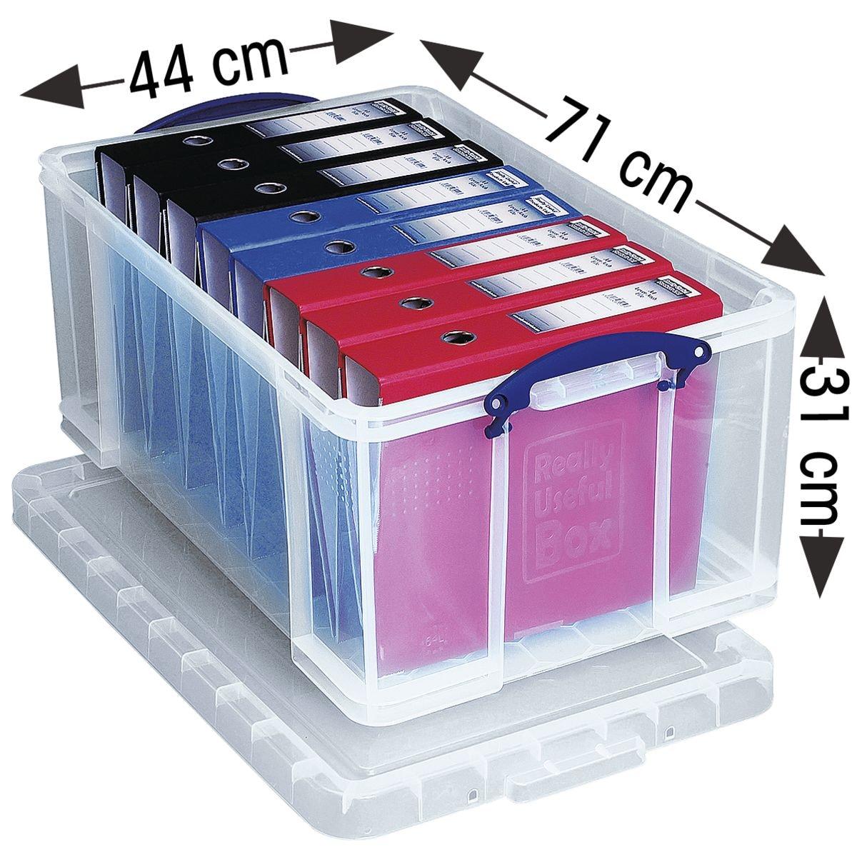 really useful box ablagebox 64ccb 64 liter bei otto office g nstig kaufen. Black Bedroom Furniture Sets. Home Design Ideas
