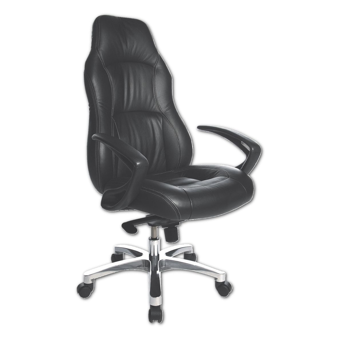 leder chefsessel topstar rs1 mit armlehnen bei otto office g nstig kaufen. Black Bedroom Furniture Sets. Home Design Ideas