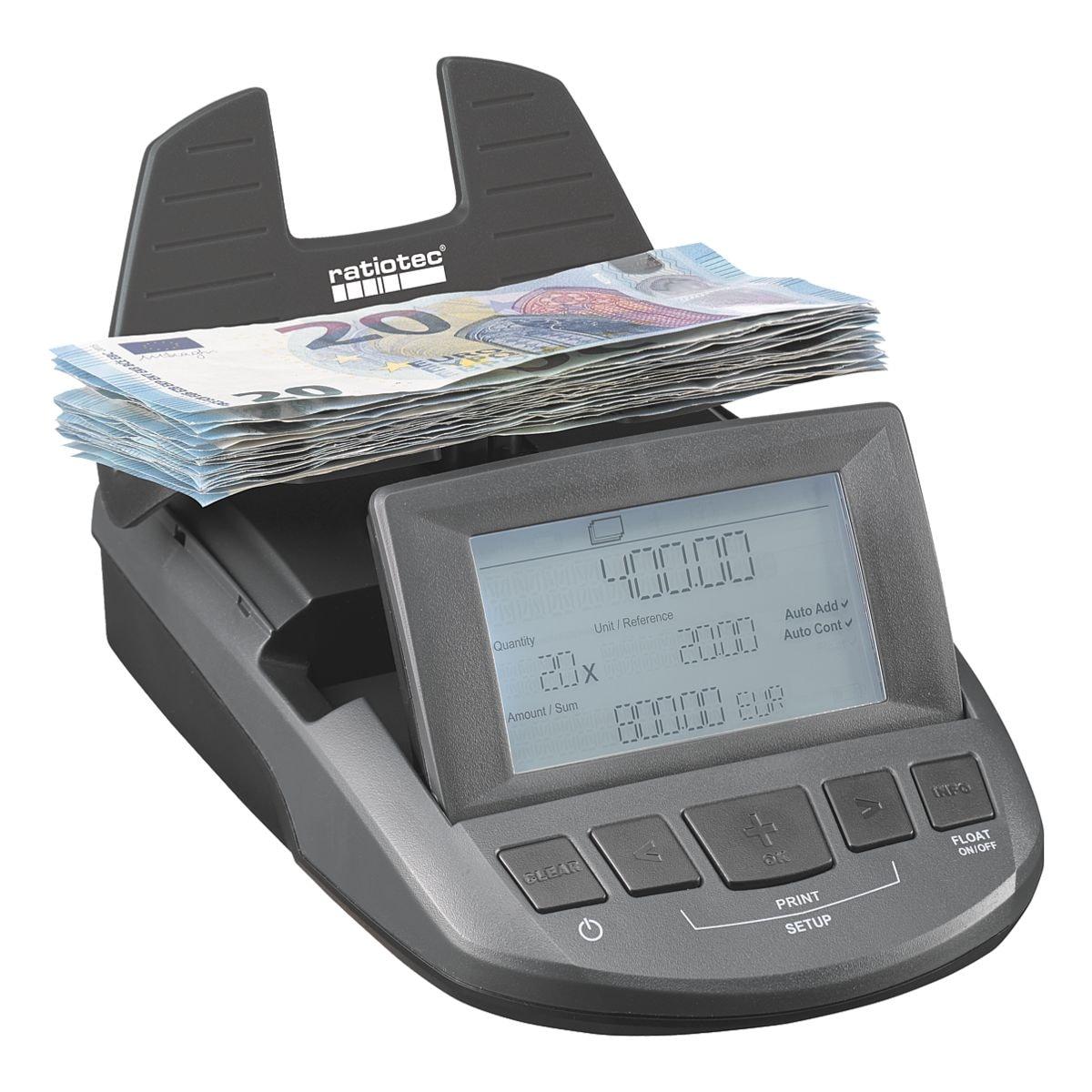 ratiotec Geldwaage »RS 1000«