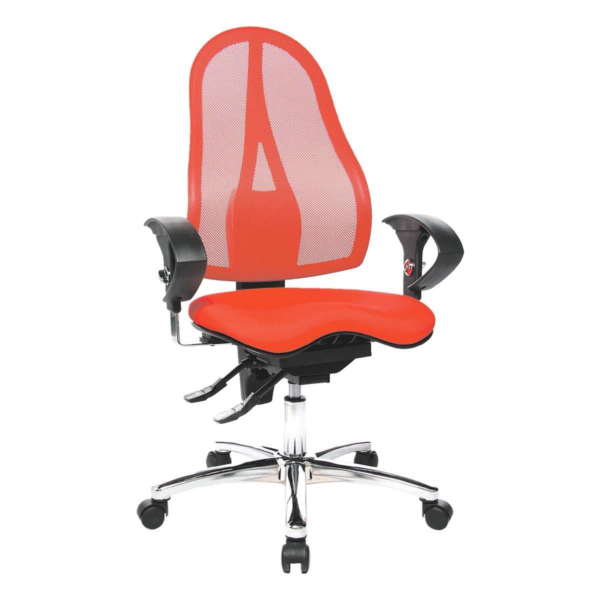 b rostuhl topstar sitness 15 mit armlehnen bei otto office g nstig kaufen. Black Bedroom Furniture Sets. Home Design Ideas