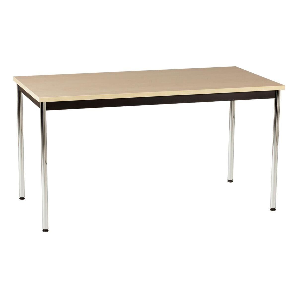 rechtecktisch mailand 140x70 cm bei otto office g nstig kaufen. Black Bedroom Furniture Sets. Home Design Ideas