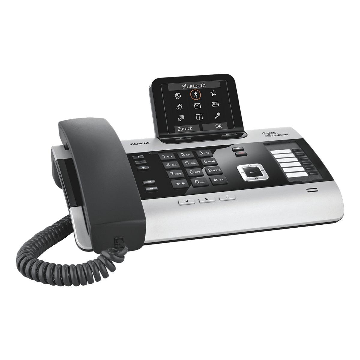 Gigaset Schnurgebundenes Telefon »DX800A all in one«