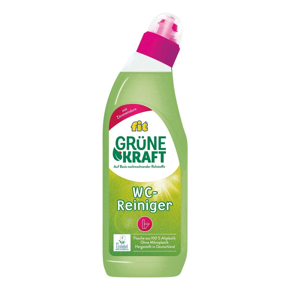 fit GRÜNEKRAFT WC-Reiniger »fit Grüne Kraft«