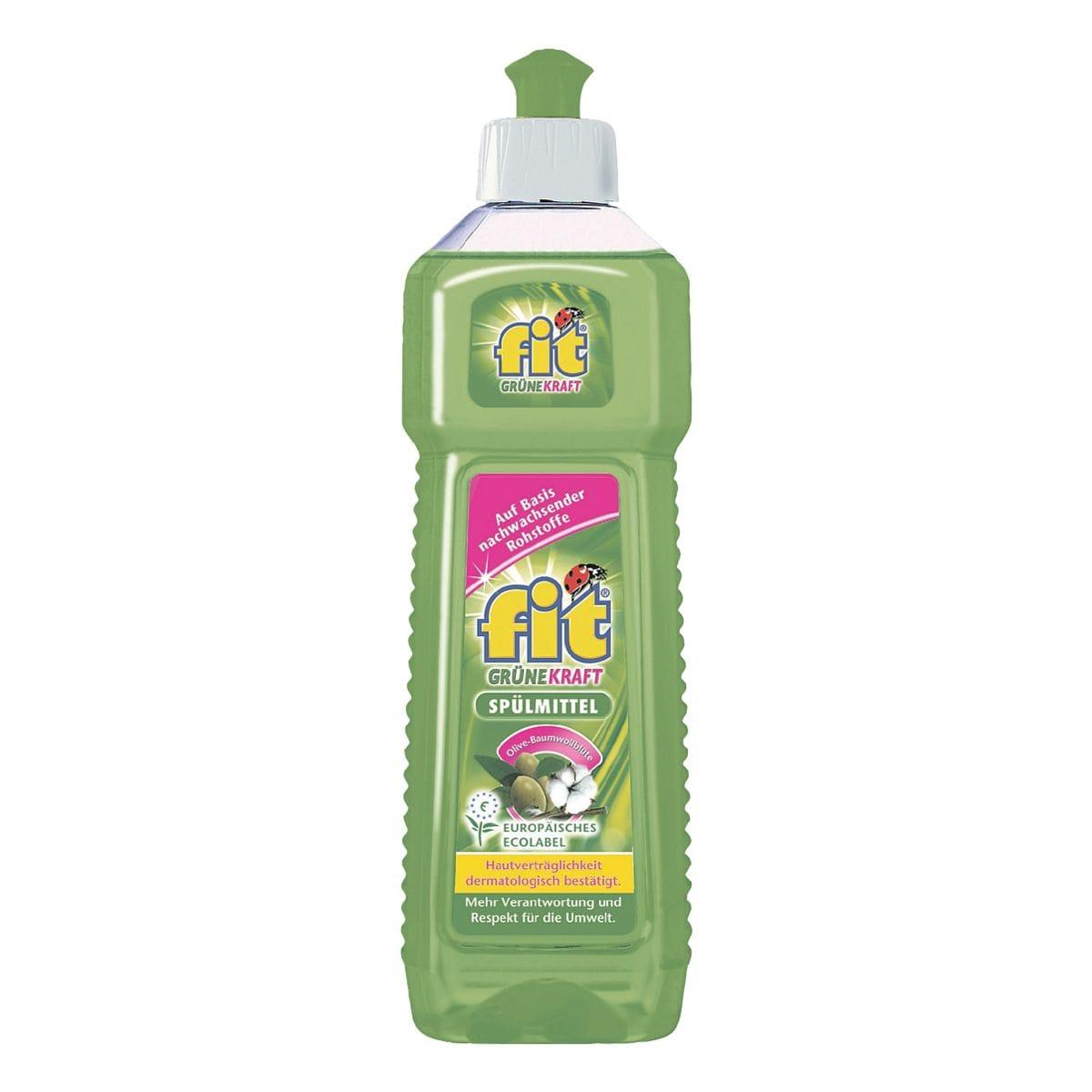 fit GRÜNEKRAFT Geschirrspülmittel »fit Grüne Kraft«