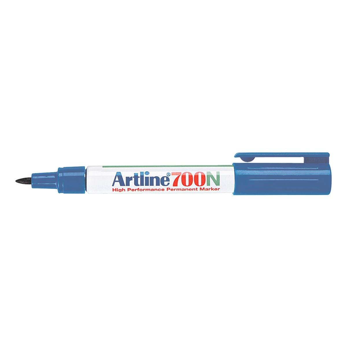 artline permanent marker 700 rundspitze strichst rke 0 7 mm f bei otto office g nstig kaufen. Black Bedroom Furniture Sets. Home Design Ideas
