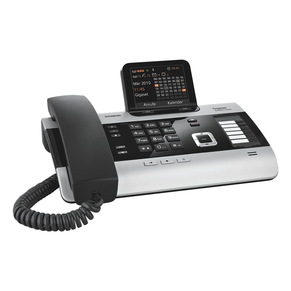 Gigaset Schnurgebundenes Telefon »DX600A ISDN«
