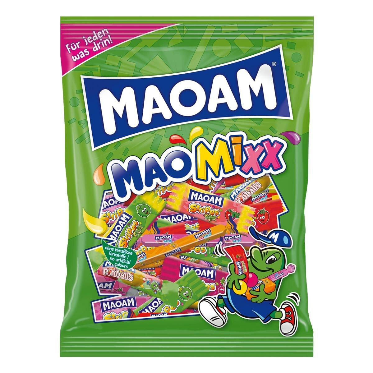 MAOAM Kaubonbons »Mao Mix«