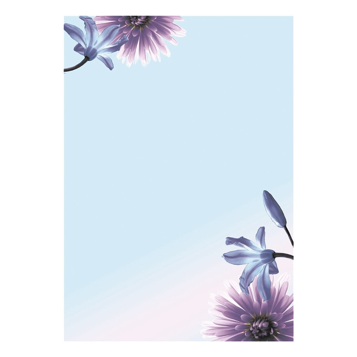 Sigel Motivpapier »Blue Emotion« DP903