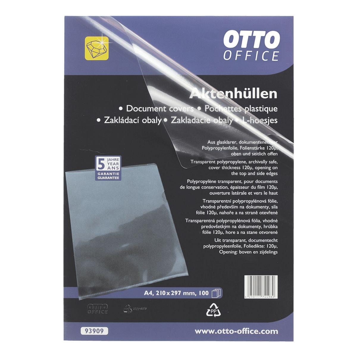 OTTO Office Premium 100er-Pack Sichthüllen »Premium« - glasklar