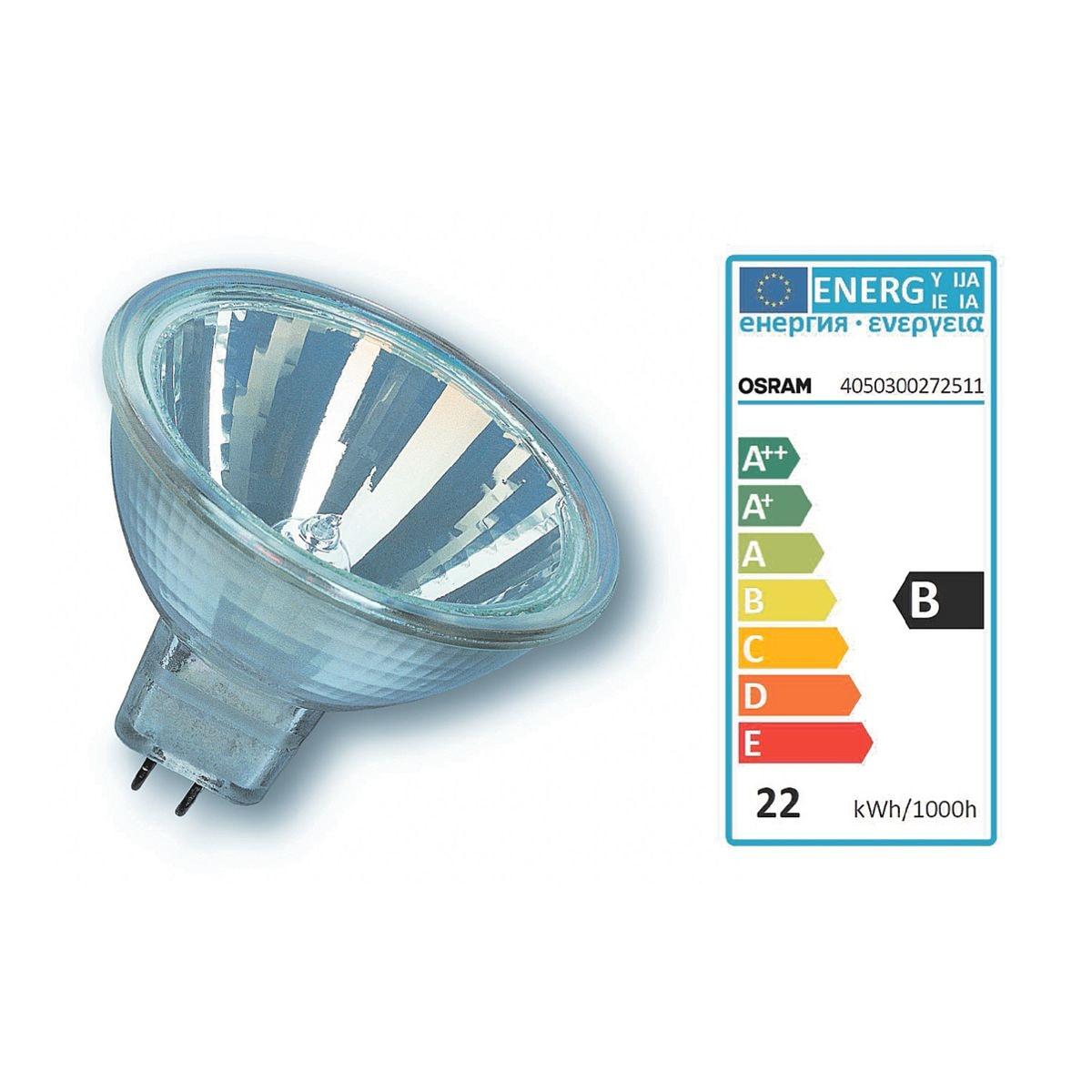 Osram Halogen-Reflektorlampe »Decostar« - 20 Watt