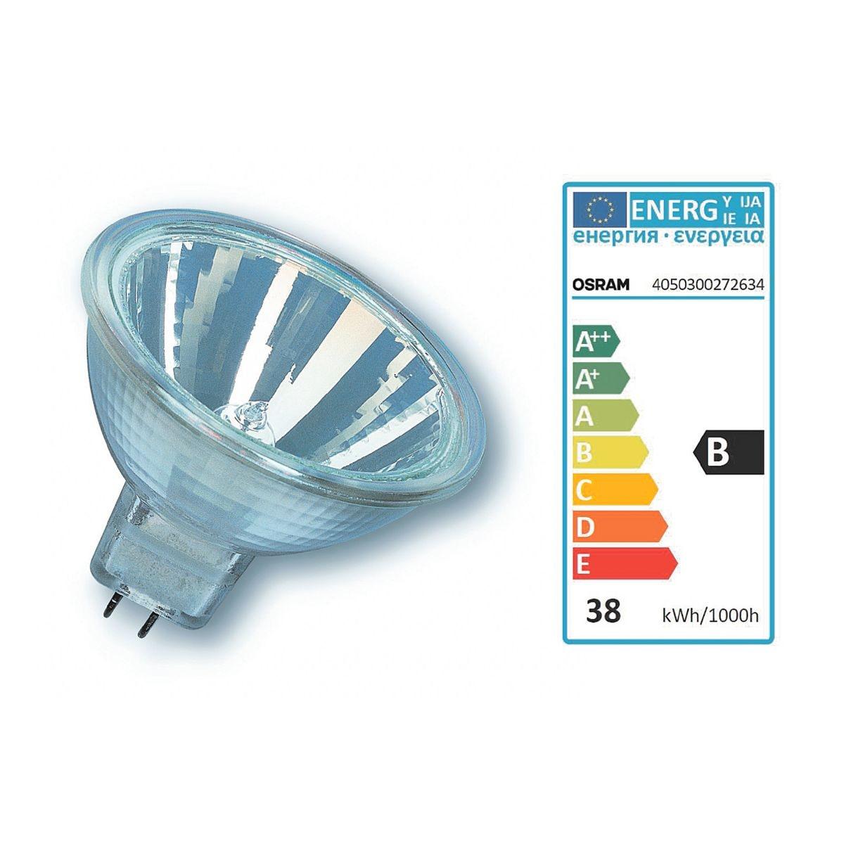 Osram Halogen-Reflektorlampe »Decostar« - 35 Watt
