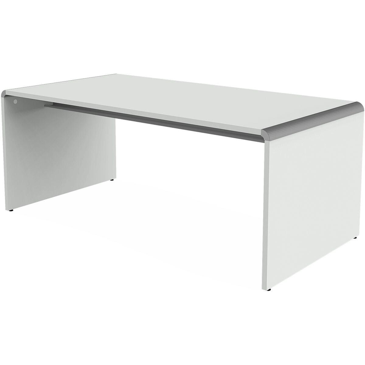 kerkmann schreibtisch modus 180 cm wangen fu lichtgrau bei otto office g nstig kaufen. Black Bedroom Furniture Sets. Home Design Ideas