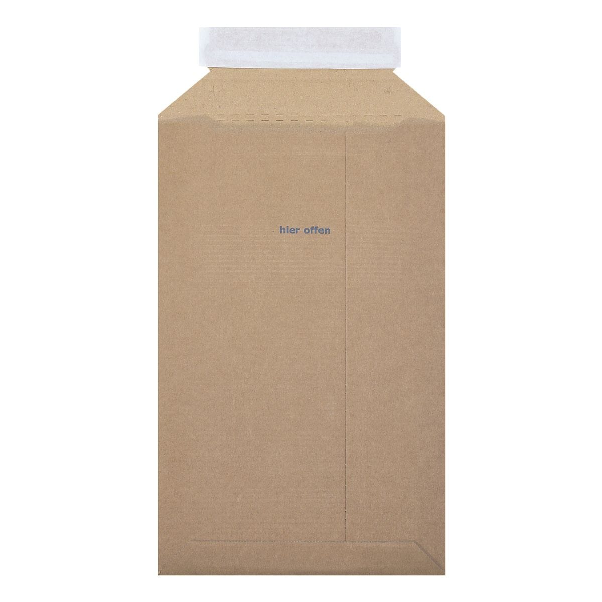 Quali Well 1 Versandtasche Greenline 44 g/m² ohne Fenster