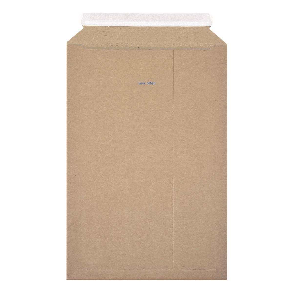 Quali Well 1 Versandtasche Greenline 110 g/m² ohne Fenster
