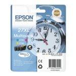 Epson Tintenpatronen-Set »T2715« Nr. 27XL