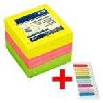 OTTO Office 6er-Pack Haftnotizen inkl. 1 Pack Haftstreifen »Pfeile«