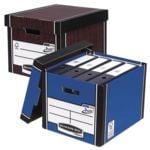Archivbox 33,0/38,1/29,8 cm - 10 Stück