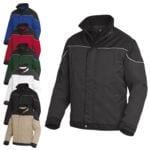 Premium-Winterarbeitsjacke »2in1 TOM« Größe L